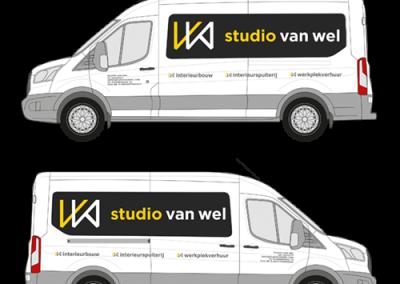 Ontwerp Studio van Wel door Decomedia